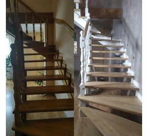 CYKLIN-KAM  Renowacja podłóg i schodów 609851969